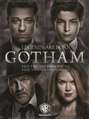 Gotham (2015-16)